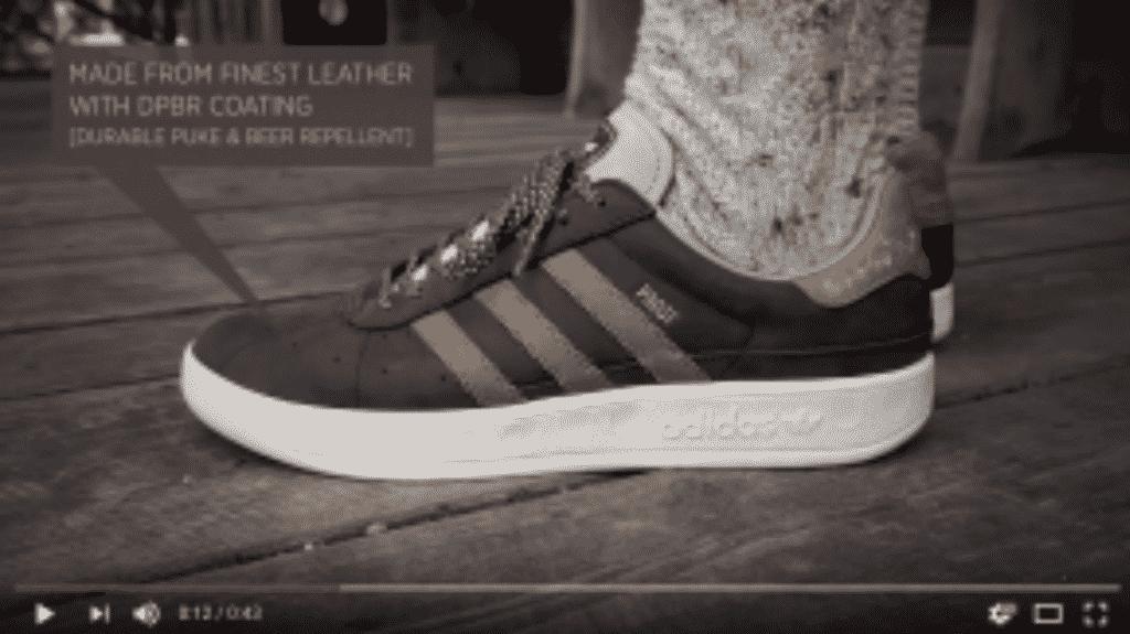 Prost: Adidas bringt den Oktoberfest Sneaker WiesnTV